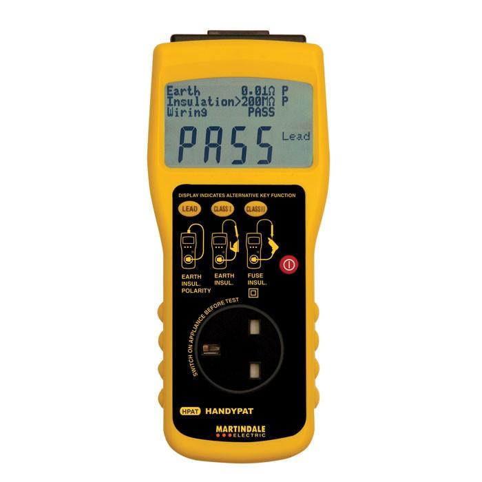 Martindale HandyPAT 500 PAT Tester