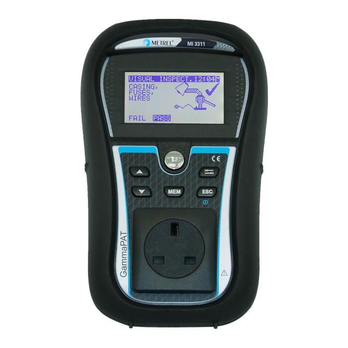 Metrel GammaPAT Lite PAT Tester