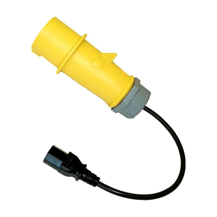 110V 16A Extension Lead Adaptor (No. 3)
