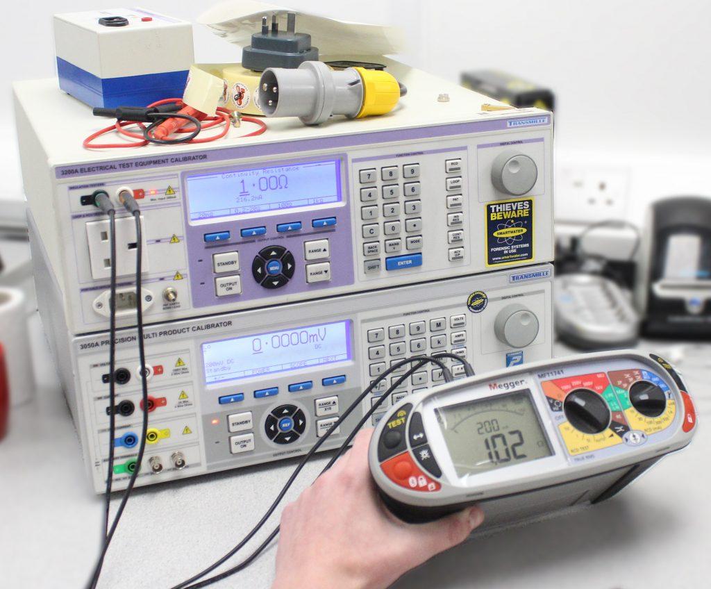 Calibrating an MFT