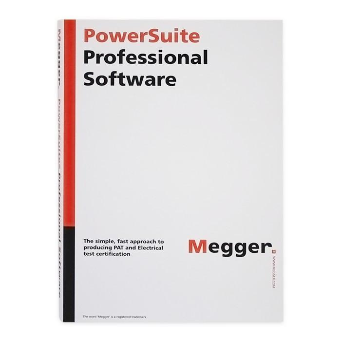Megger Powersuite Professional Contractor Software