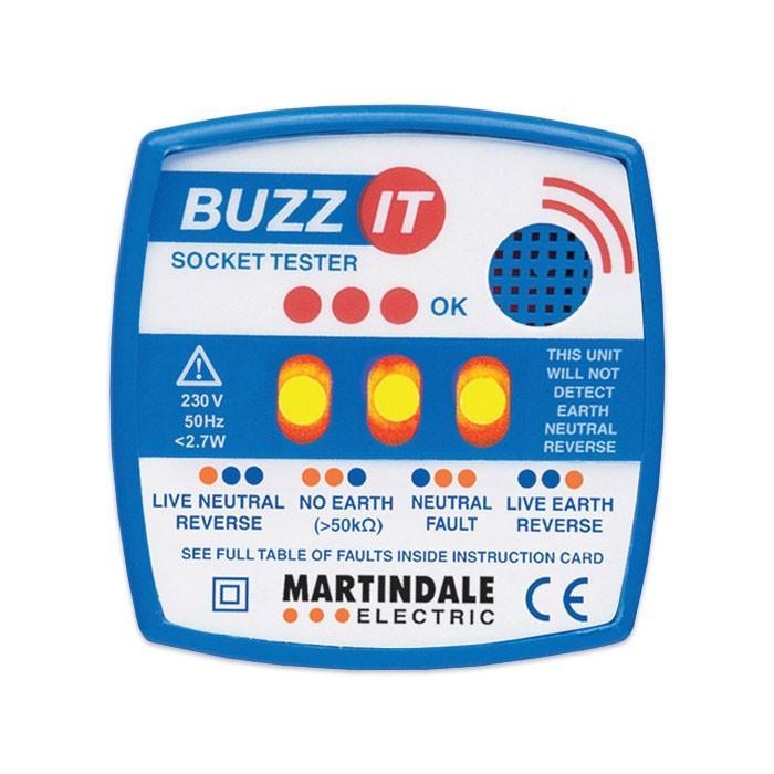 Martindale BZ101 Check Plug