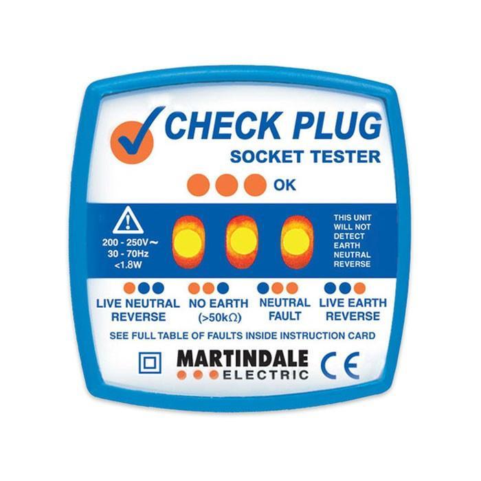 Martindale CP501 Check Plug