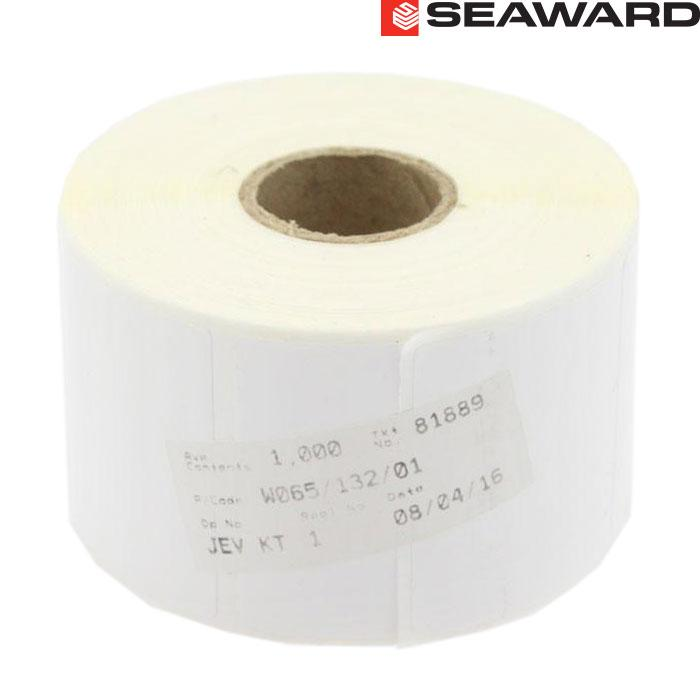 Seaward 312A973 Desk Test n Tag Printer Labels