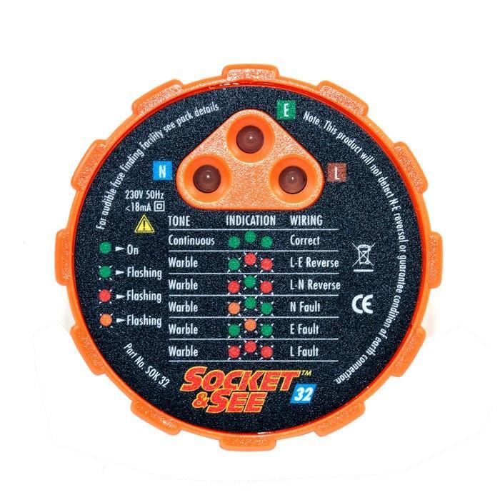 Socket & See SOK32 Socket Tester