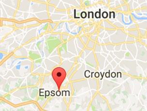 London – Epsom
