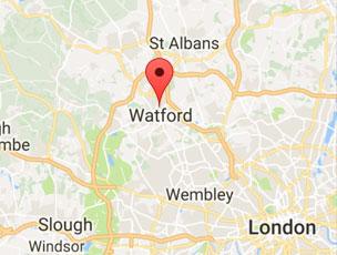 London – Watford