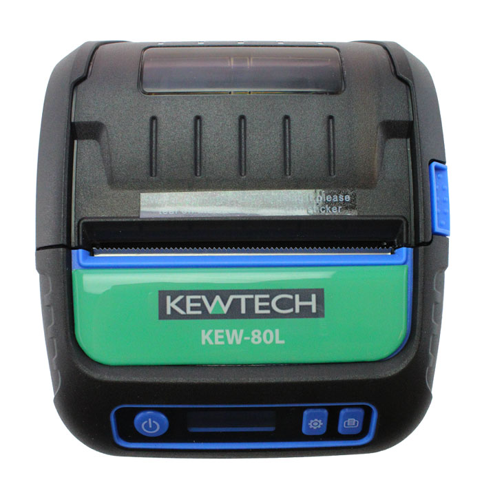 Kewtech KEW80L Bluetooth PAT Label Printer