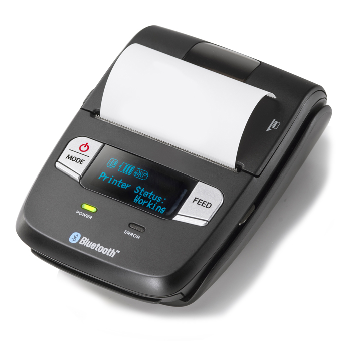Kewtech Bluetooth PAT Label Printer