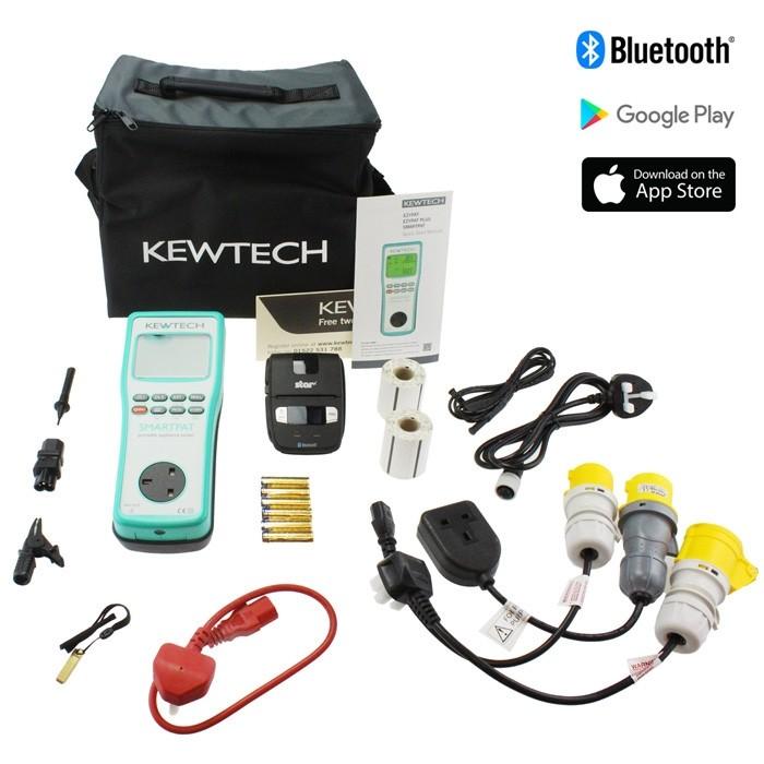 Kewtech SMARTPAT Pro Kit